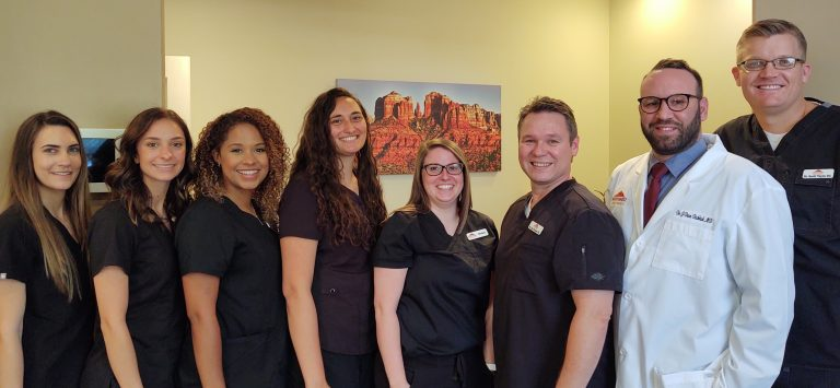 The team at Southwest Family Medical